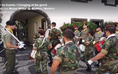Render da Guarda PE Palácio de S. Lourenço – Madeira