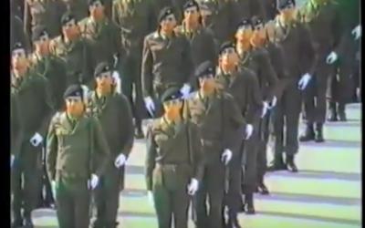 Polícia do Exército 1º Turno de 1989