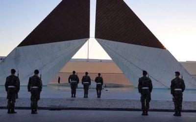 Render da Guarda – Monumento aos Combatentes