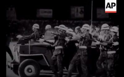 Tattoo com Policia Militar – Lourenço Marques – Moçambique