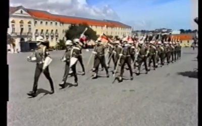 Polícia do Exército – Juramento de Bandeira 1999